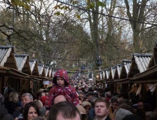 Harrogate Christmas market cancelled
