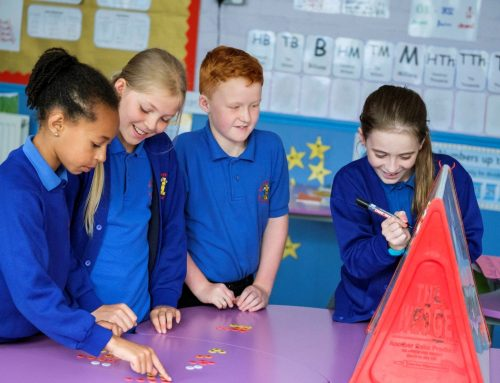 New Park Primary Academy – School of the Week