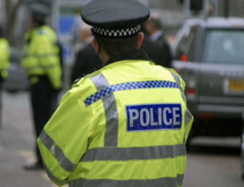Two people taken to hospital after police incident on Woodfield Road