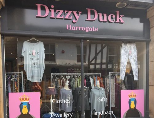 Win three items of clothing from Dizzy Duck!