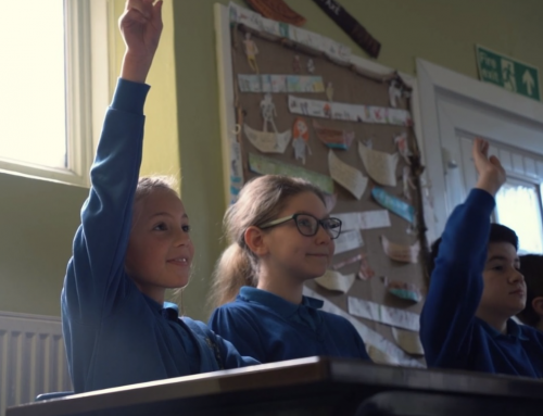 North Stainley CE Primary School – School of the Week