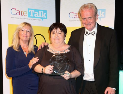 Harrogate elderly care charity celebrates double win at Great British Care Awards