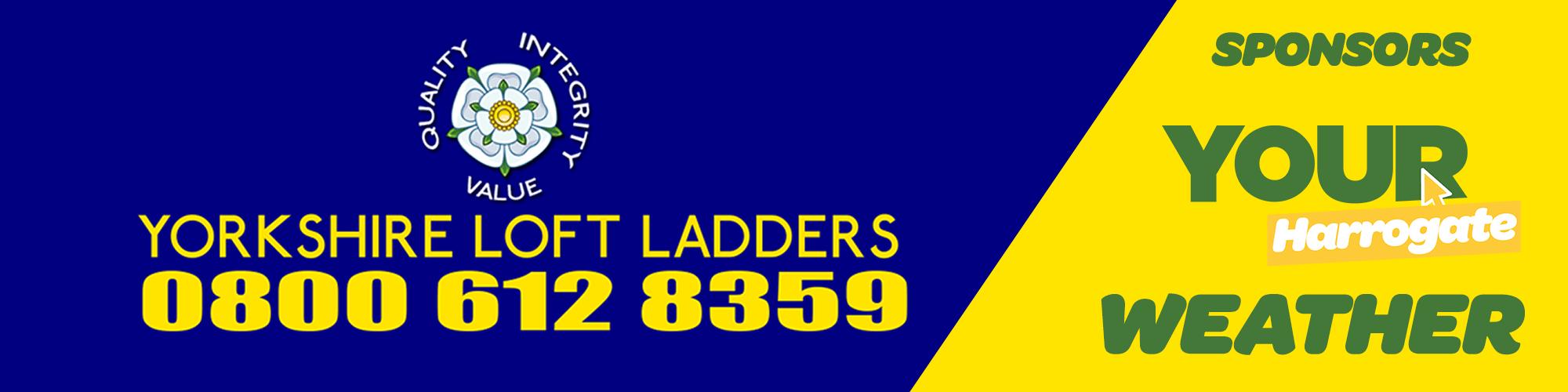 Yorkshire loft ladders