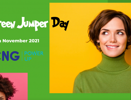 Green Jumper Day | Win £100 towards a team outing!