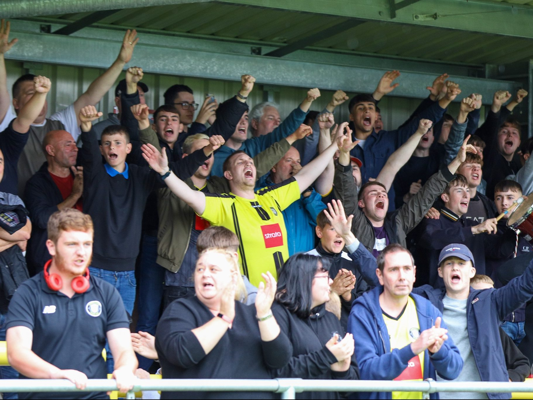 Harrogate Town to host first ever fan forum