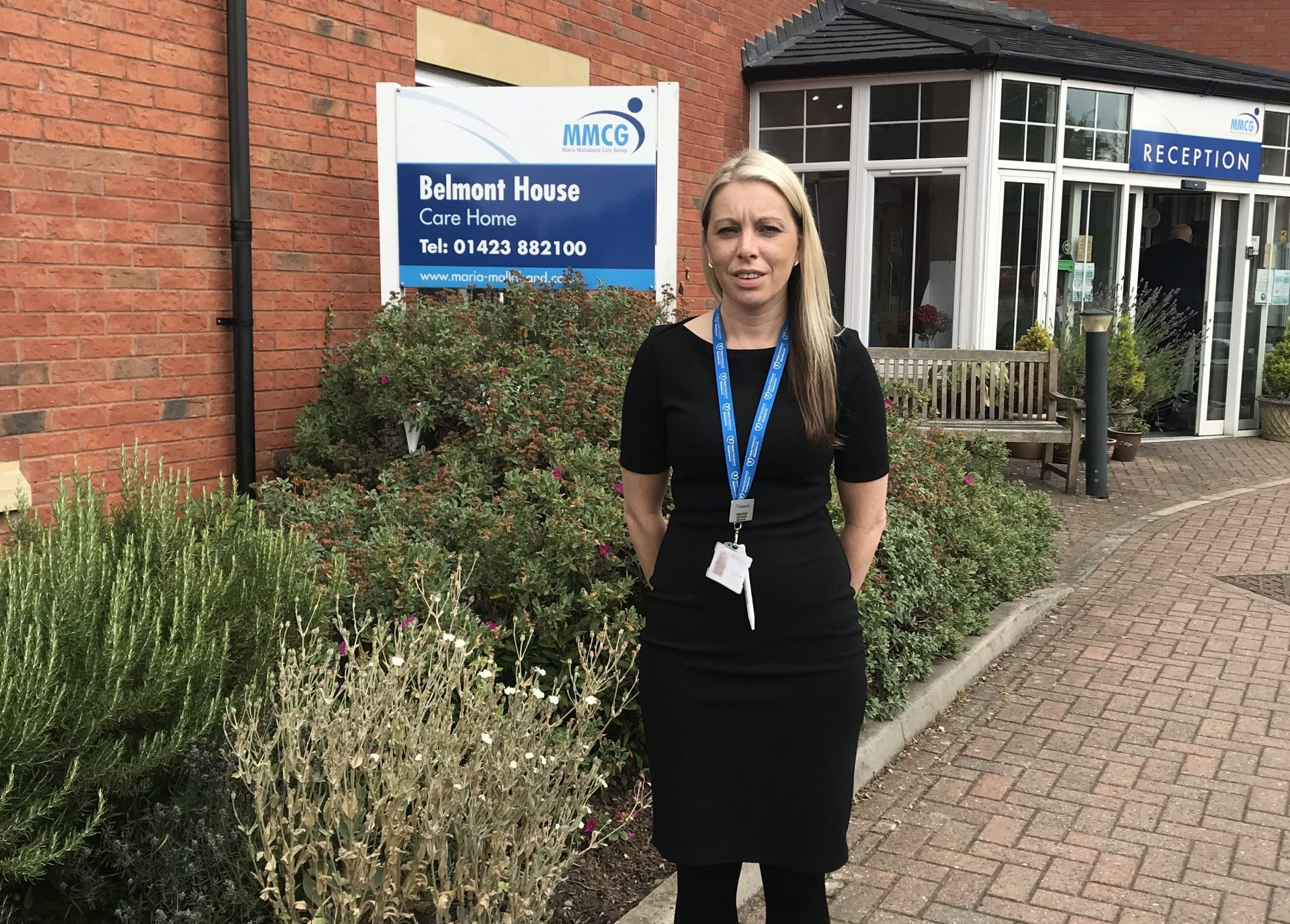 Harrogate care home to hold recruitment day for potential healthcare workers