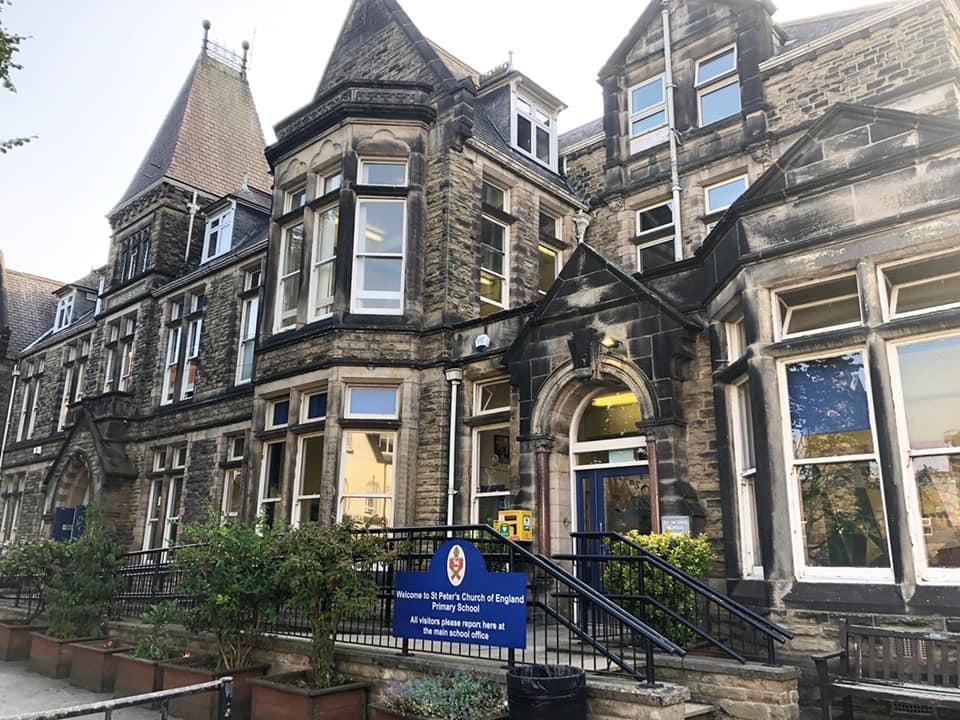 St Peter's C of E Primary School – School of the Week