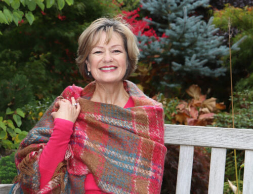 Harrogate breast cancer survivor urges people to check their breasts