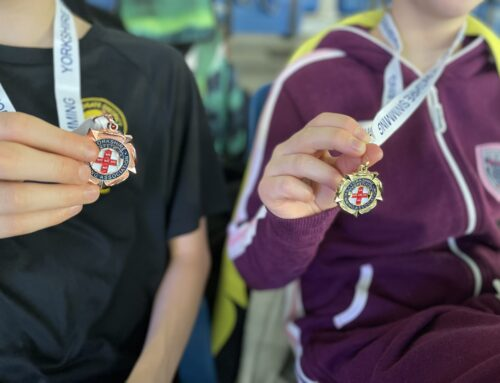 Harrogate swimming club win 13 gold medals at Yorkshire Championships